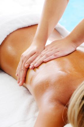 Massage Femme Bienfaits Main Peau Dos