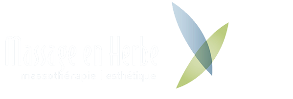 Massage en herbe logo